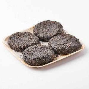 פרפקט המבורגר פטריות טבעוני perfect vegan mushrooms burger